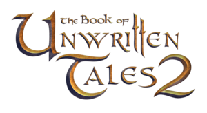 Cover for The Book of Unwritten Tales 2.
