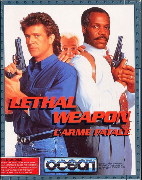 Cover for Lethal Weapon.
