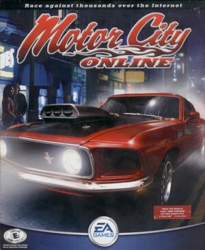 Cover for Motor City Online.