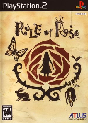 Cover for Rule of Rose.