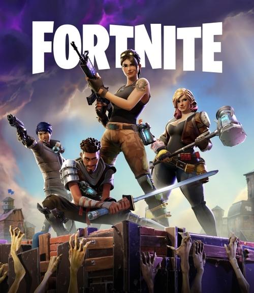 Cover for Fortnite.