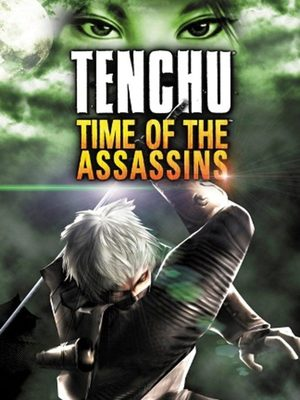Cover for Tenchu: Time of the Assassins.
