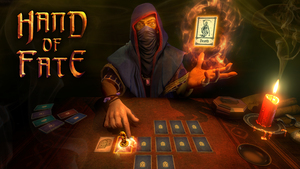 Cover for Hand of Fate.