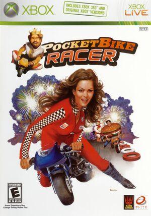 Cover for PocketBike Racer.