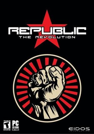 Cover for Republic: The Revolution.