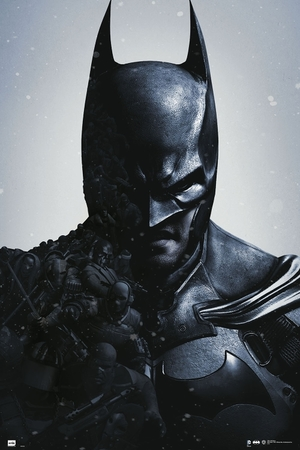 Cover for Batman: Arkham Origins.