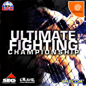 Cover for Ultimate Fighting Championship.