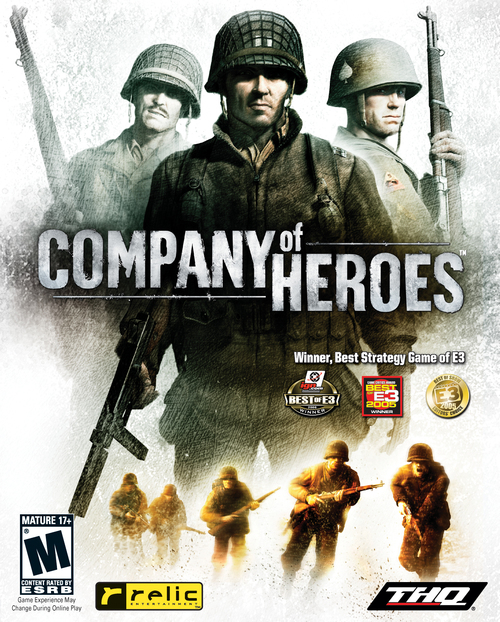 Cover for Company of Heroes.