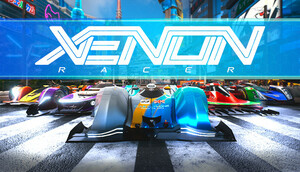 Cover for Xenon Racer.