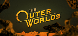 Cover for The Outer Worlds.