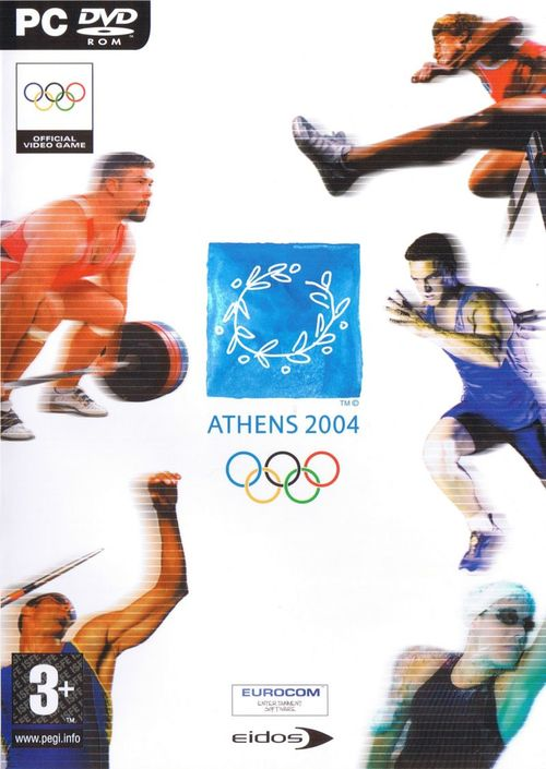 Cover for Athens 2004.