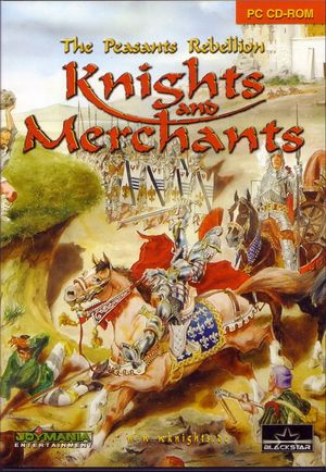 Cover for Knights and Merchants: The Peasants Rebellion.