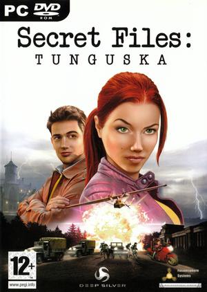 Cover for Secret Files: Tunguska.