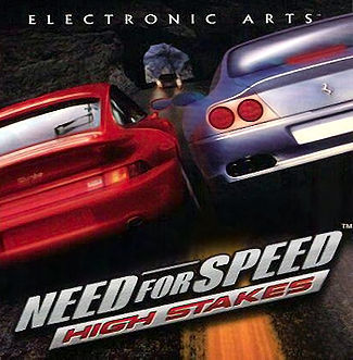 Cover for Need for Speed: High Stakes.