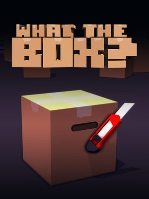 Cover for What The Box?.