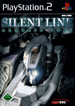 Cover for Silent Line: Armored Core.
