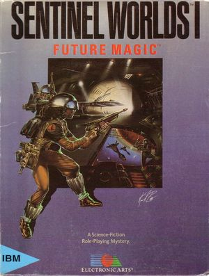 Cover for Sentinel Worlds I: Future Magic.