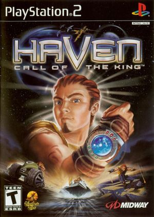 Cover for Haven: Call of the King.