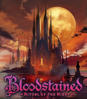 Cover for Bloodstained: Ritual of the Night.