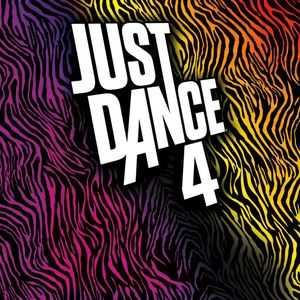 Cover for Just Dance 4.