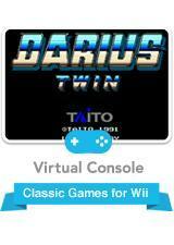 Cover for Darius Twin.