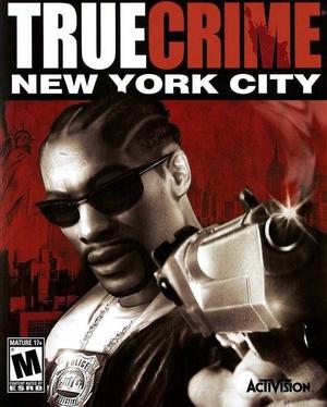 Cover for True Crime: New York City.