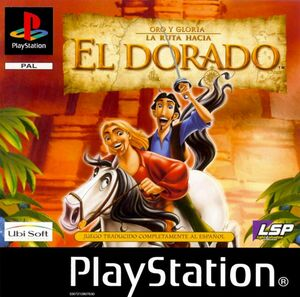 Cover for Gold and Glory: The Road to El Dorado.