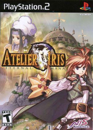 Cover for Atelier Iris: Eternal Mana.