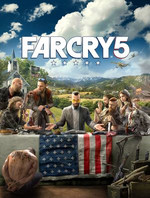 Cover for Far Cry 5.