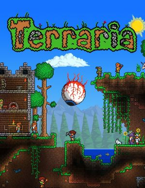 Cover for Terraria.