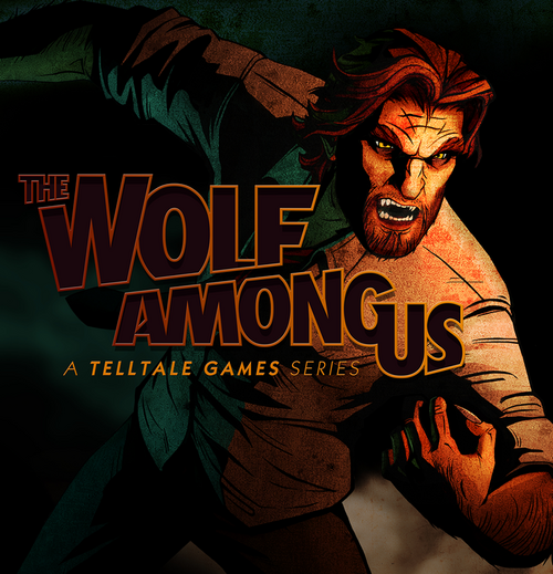 Cover for The Wolf Among Us.