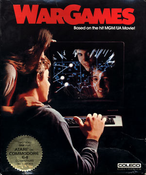 Cover for WarGames.