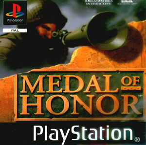 Cover for Medal of Honor.