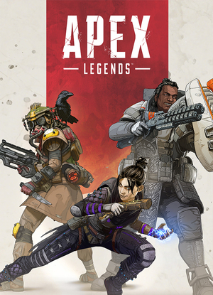 Cover for Apex Legends.