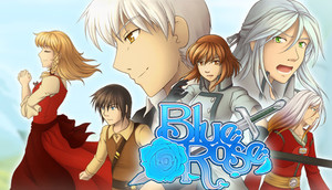 Cover for Blue Rose.