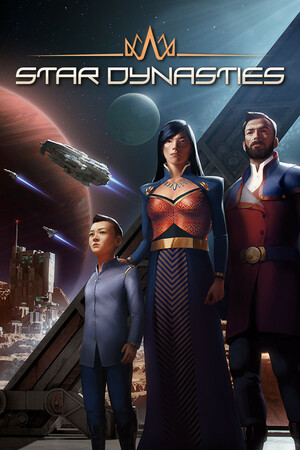 Cover for Star Dynasties.
