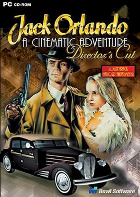 Cover for Jack Orlando.