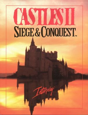 Cover for Castles II: Siege and Conquest.