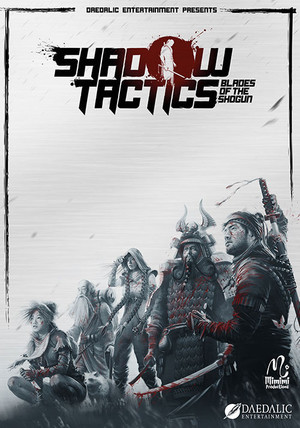 Cover for Shadow Tactics: Blades of the Shogun.