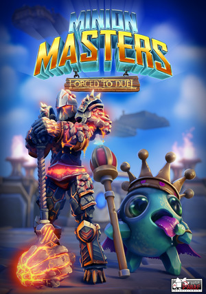 Cover for Minion Masters.