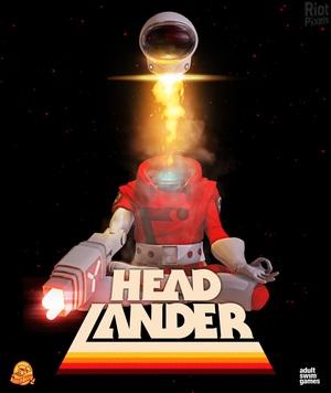 Cover for Headlander.