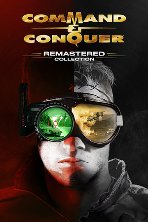 Cover for Command & Conquer Remastered Collection.