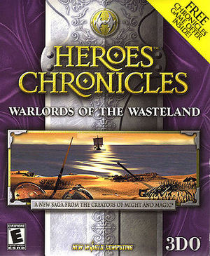 Cover for Heroes Chronicles.
