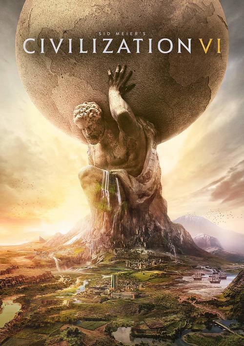 Cover for Civilization VI.