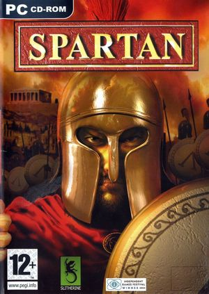 Cover for Spartan.