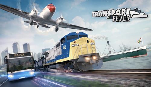 Cover for Transport Fever.
