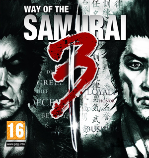 Cover for Way of the Samurai 3.