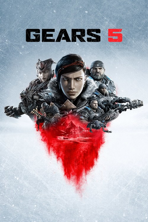 Cover for Gears 5.
