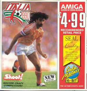Cover for Italia 1990.