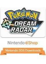 Cover for Pokémon Dream Radar.